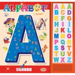 Carte cu sunete - Alfabet si poezii