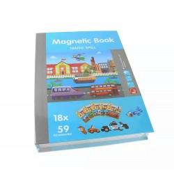 Carte magnetica Trafic