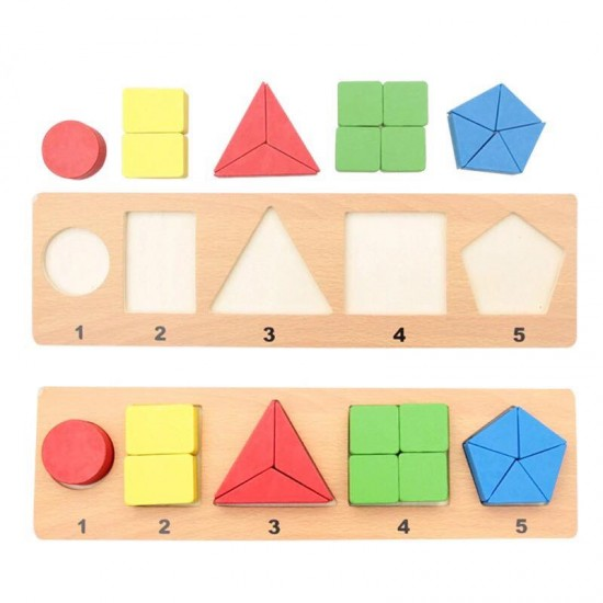 Montessori Partile Intregului - 5 reprezentari