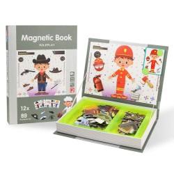 Carte Magnetica Meserii