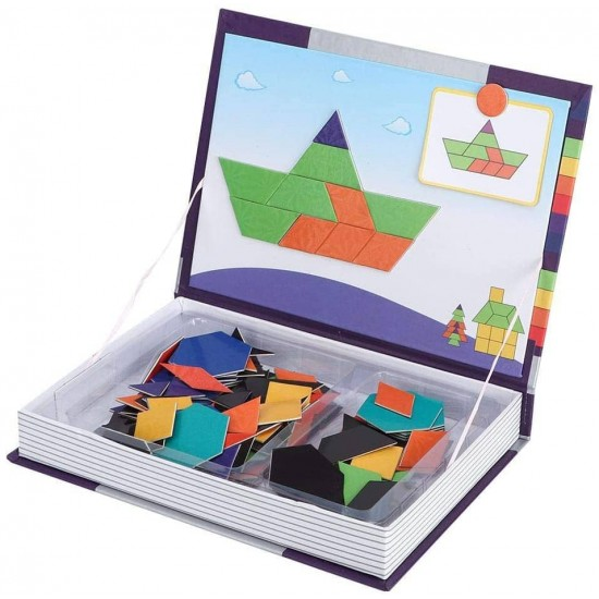 Carte magnetica Tangram