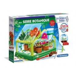 Set educational Sera Botanica Clementoni
