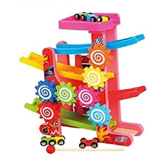 Jucărie lemn  educațională - Xylofon 3in1