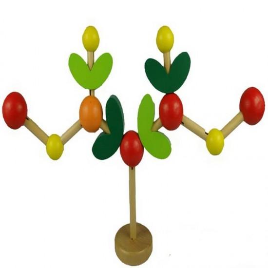 Copac in Echilibru colorat