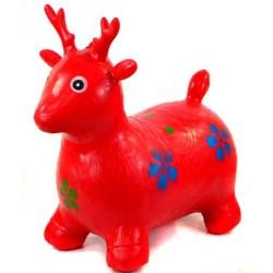 Jucaria gonflabila Animalute cu flori Rosu sau Albastru