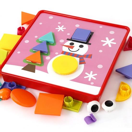 Joc Creativ - Sa invatam formele si culorile