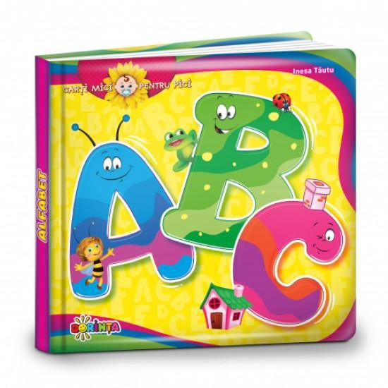 Carte despre litere ABC