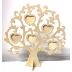 Copac Craft cu suport pentru poze pentru activitati creative