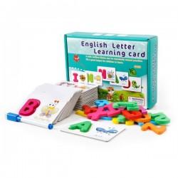 Carduri reutilizabile de învațare cuvinte în limba engleza