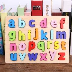 Puzzle Alfabet Color Litere Mici