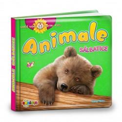 Carte despre animale salbatice
