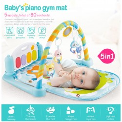 Saltea activitati bebelusi