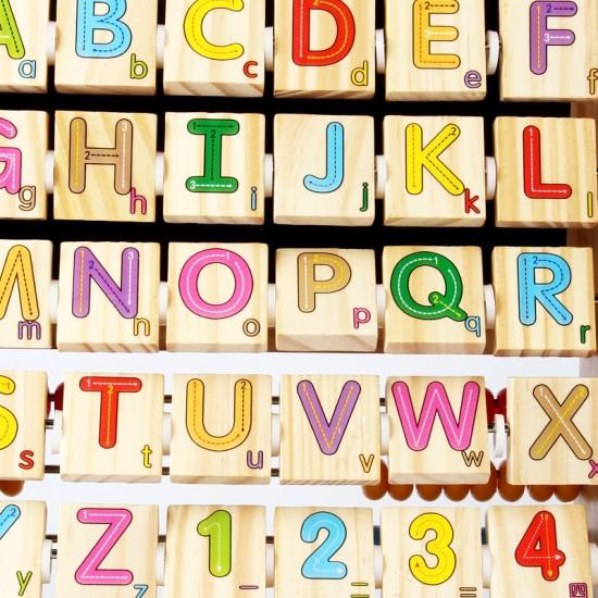 Tabla 3 In 1 cu alfabetar