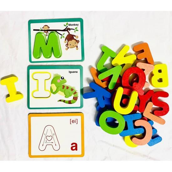 Alfabetul distractiv