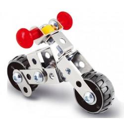 Set constructie metalic Motocicleta 36 piese