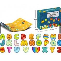 Puzzle magnetic- Litere