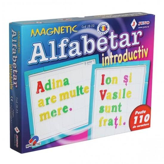 Alfabetar Magnetic introductiv 110 caractere Juno
