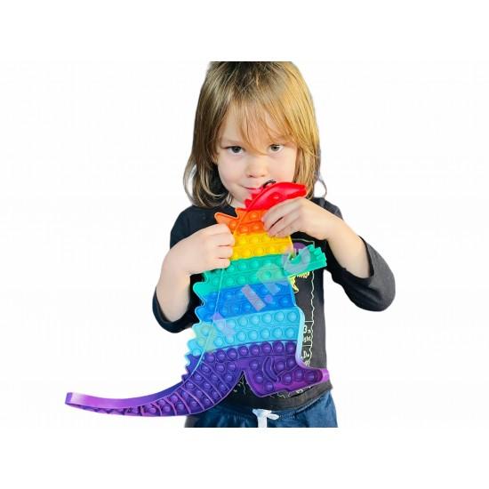 Pop it MARE Godzilla Multicolor