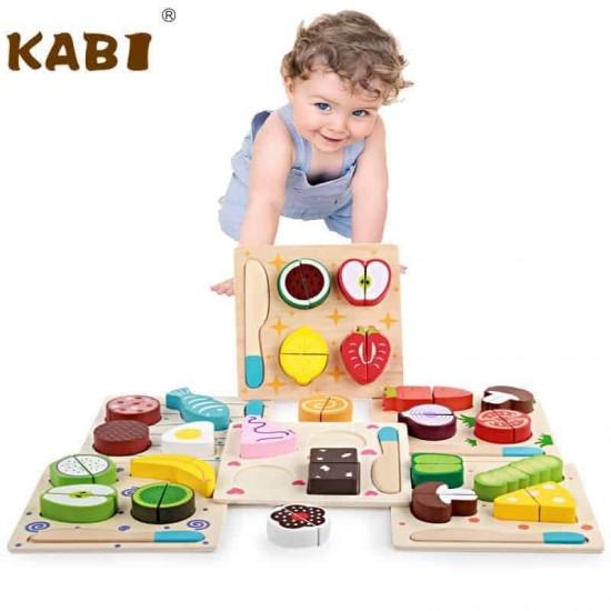 Joc de feliere Fructe Kabi