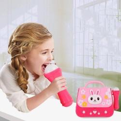 Geanta karaoke cu microfon BoomBox