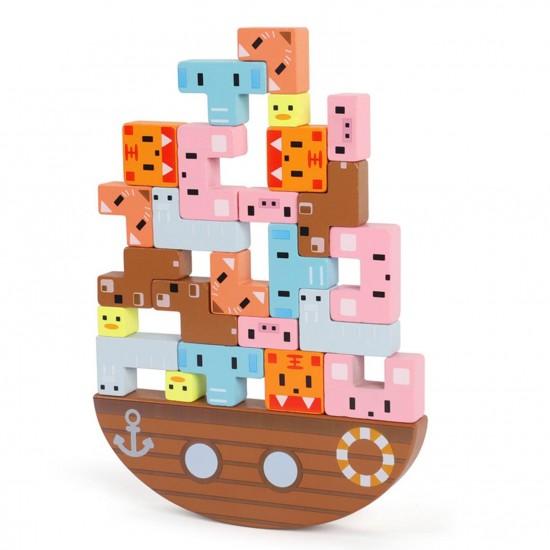 Balanta Tetris Animale