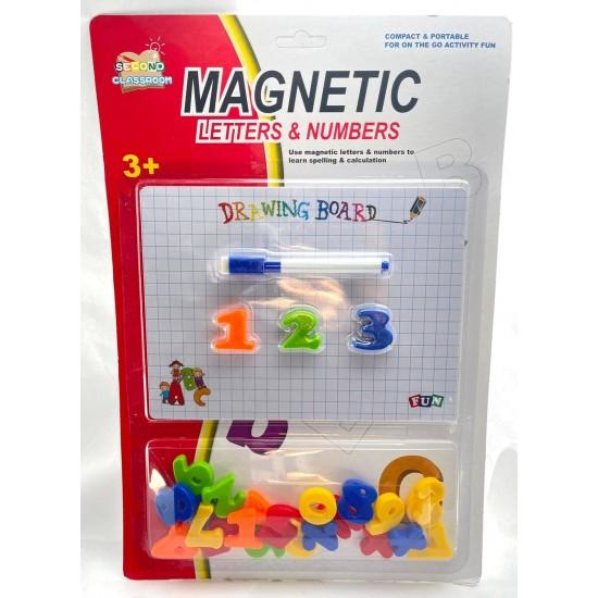 Tablita cu Cifre magnetice