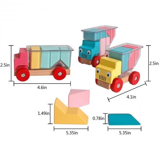 Joc de logica Incarca Camioanele