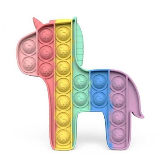 Pop it Antistres din silicon Calut Unicorn