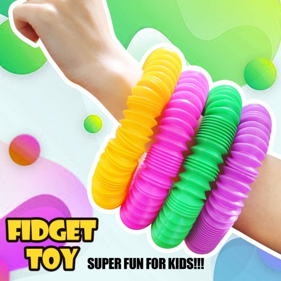 Jucarie senzoriala Pop Tube Fidget