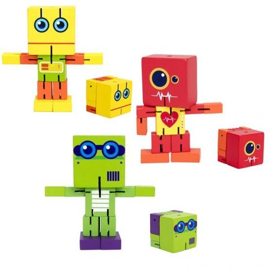 My First Robot transformabil