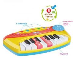 Pianina interactiva cu lumini