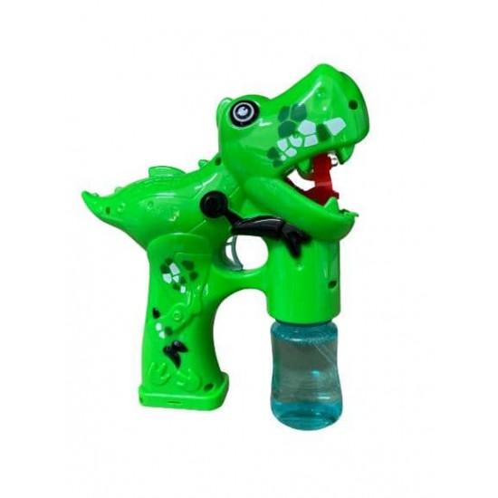 Pistol de facut baloane Dinozaur