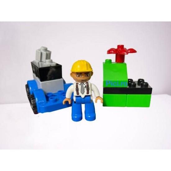 Set piese lego de construit Inginer