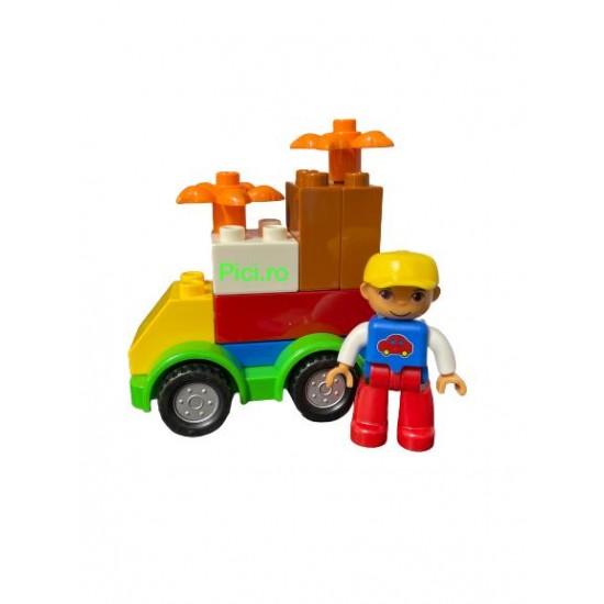 Set piese lego de construit Baiat